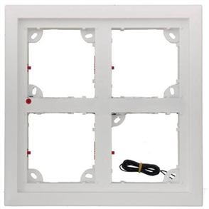 MOBOTIX MX-OPT-FRAME-4-EXT-PW