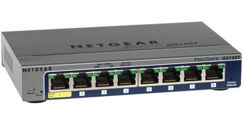 NETGEAR GS108T-300AUS