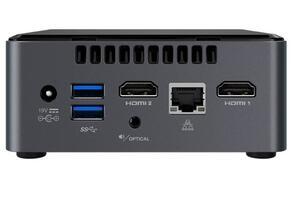 Intel NUC7PJYHN/4GB/120GB/W10P