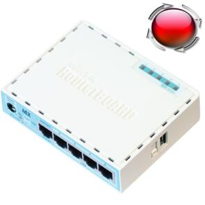 MikroTik RB750GR3-DUDE