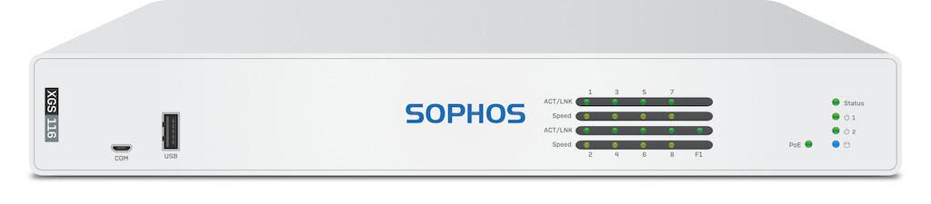 SOPHOS XA1BTCHAU