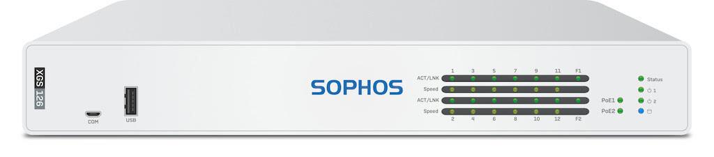 SOPHOS XA1CTCHAU