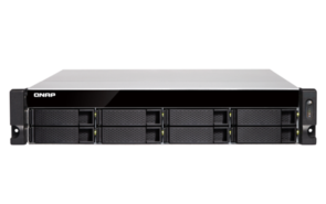 QNAP TS-883XU-RP-E2124-8G