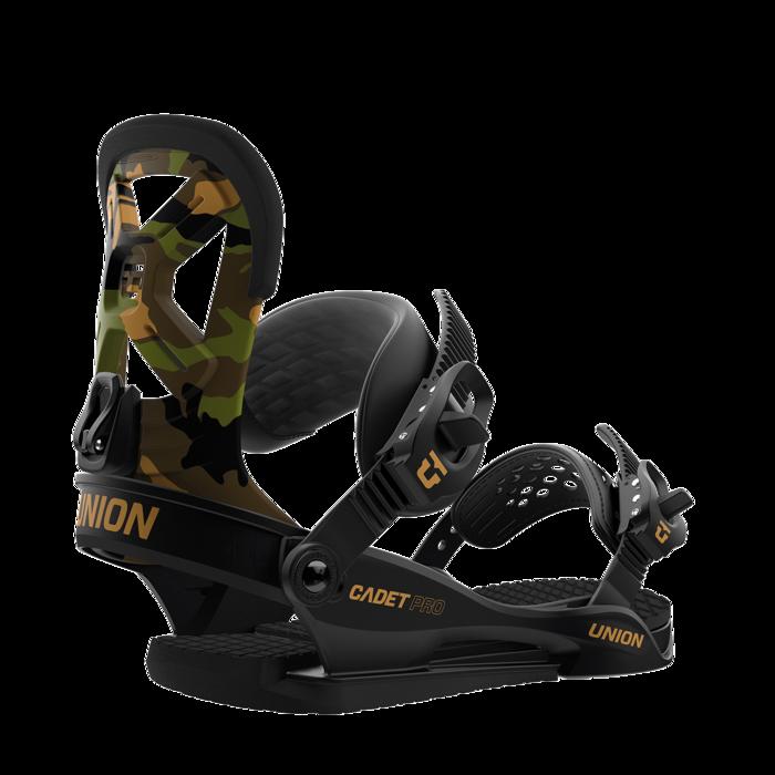 Union Cadet Pro Kids Snowboard Binding