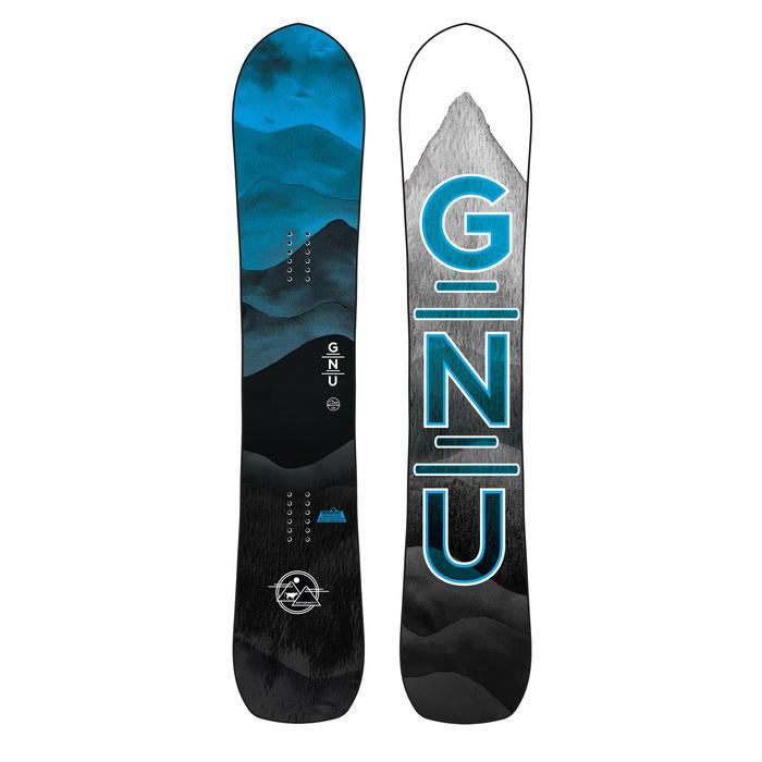 Gnu Antigravity C3 Snowboard 20