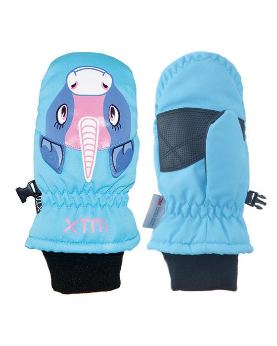XTM Puppet Kids Mitt - Aqua
