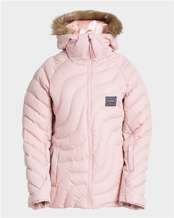 Billabong Soffya Wmns Jacket - Blush