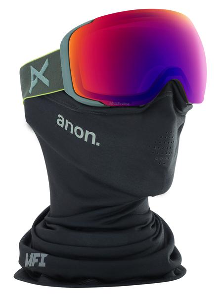 Anon M2 Goggle + Spare Lens + MFI Face Mask
