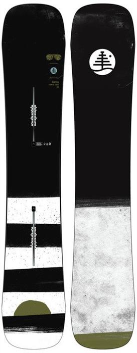 Burton Family Tree - Trick Pilot Snowboard