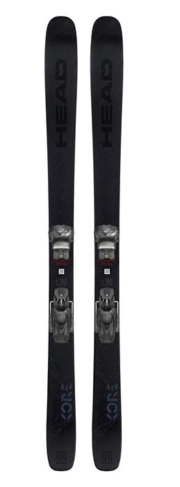 Head Kore 99 Ski + ATTACK 13 Binding