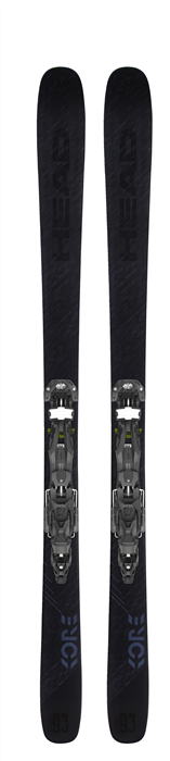 Head Kore 93 Ski + ATTACK 13 Binding