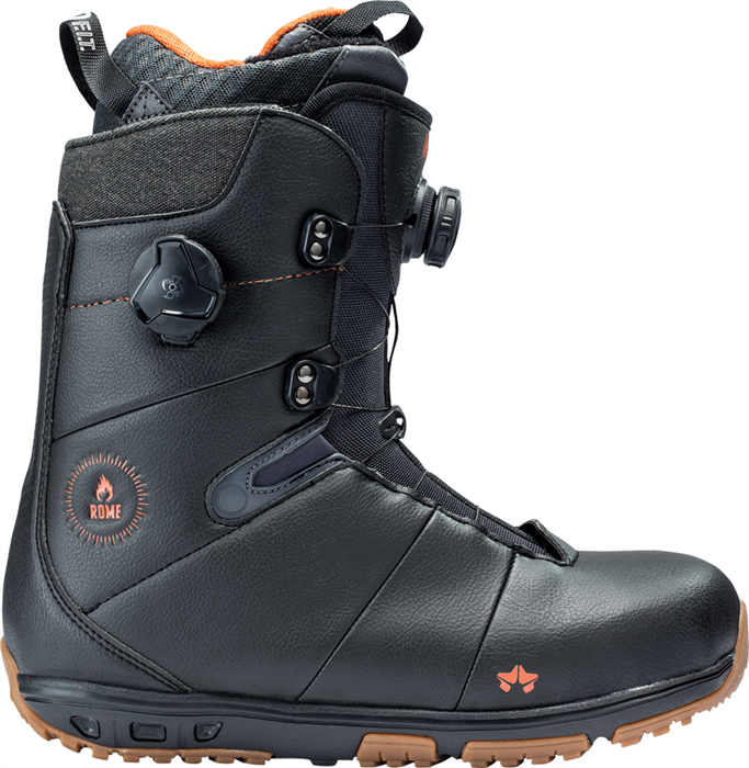 Rome Inferno Boot