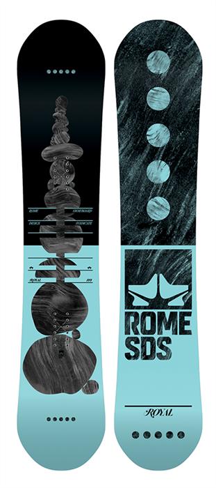 Rome Royal Wmns Snowboard 19