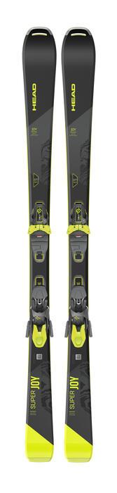 Head Super Joy SLR Wmns Ski + Joy 11 GW Binding A