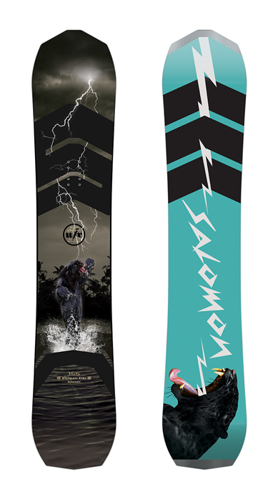 Salomon Ultimate Ride Snowboard 19