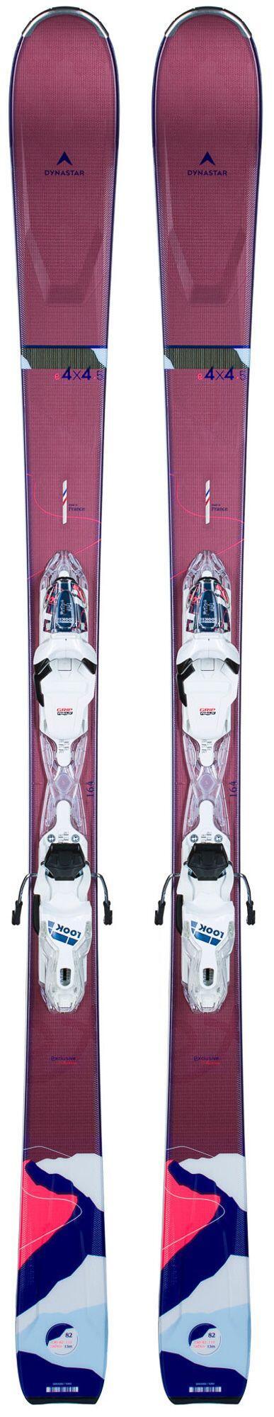 Dynastar E 4x4 5 Konect Wmns Ski + Xpress W 11 GW Binding