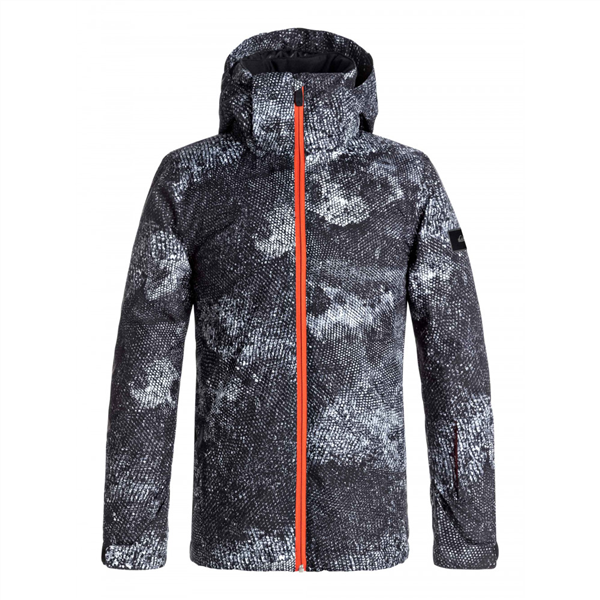 Quiksilver TR Mission Printed Kids Jacket