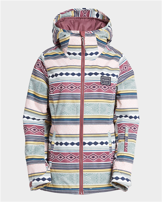 Billabong Sula Printed Wmns Jacket - Aztec