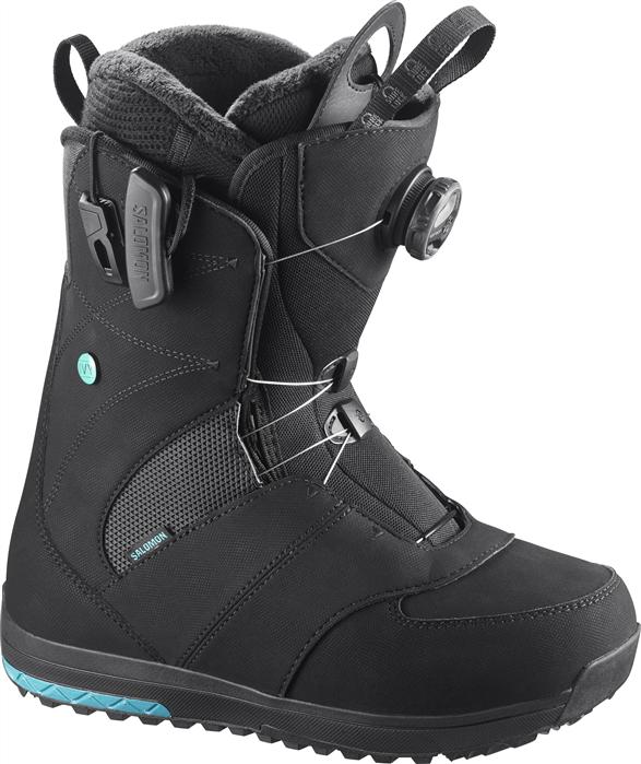 Salomon Ivy BOA SJ Wmns Snowboard Boot