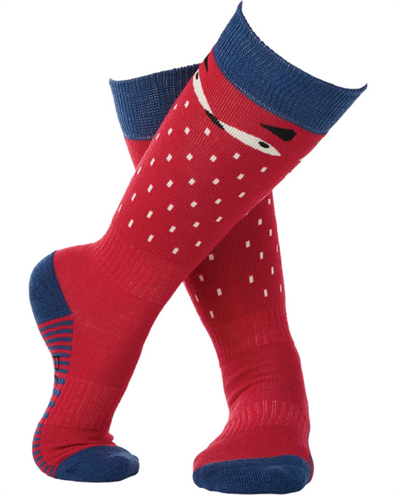 Rojo Anamalia Girls Sock