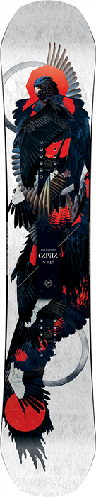 Capita Birds of a Feather Wmns Snowboard 19