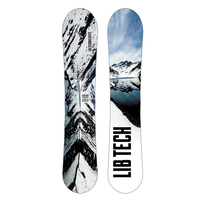 Lib Tech Cold Brew Snowboard 19