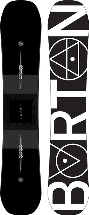 Burton Custom X Snowboard Wide 19