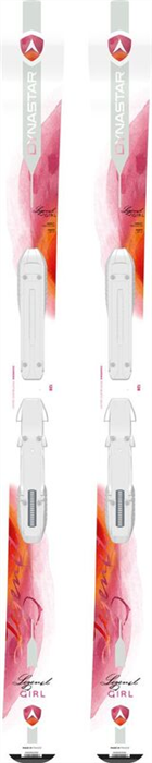 Dynastar Legend Girl Ski + KID-X 4 Binding 18