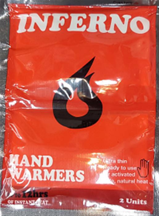 Inferno Hand Warmers