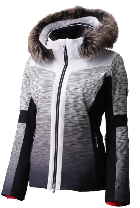 Descente Joslyn Wmns Ski Jacket - with Fur