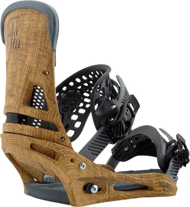 Burton Malavita Snowboard Binding 18