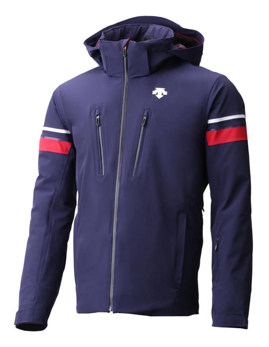 Descente Quinton Ski Jacket - Dark Navy