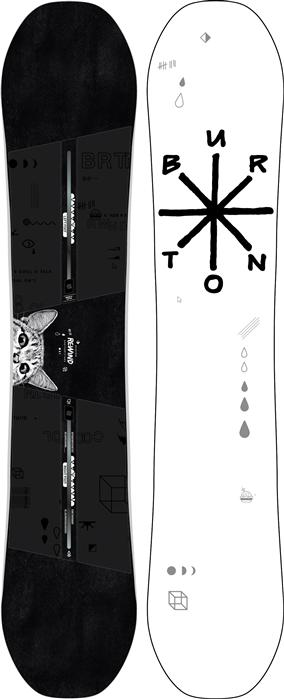 Burton Rewind Snowboard 19