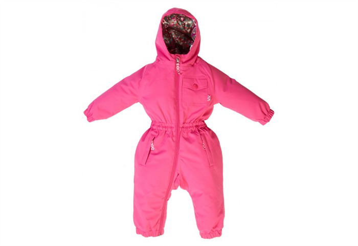 Rojo Girls Onsie Plain Dye