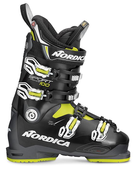 Nordica Sportmachine 100 Ski Boot 18