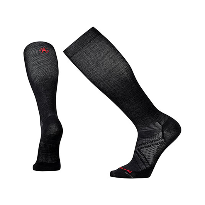 Smartwool PhD Graduate Compression Ultra Light Ski Socks