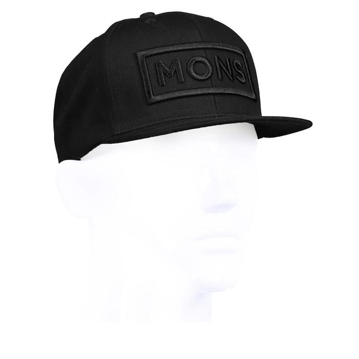 Mons Royale Connor Cap Box Logo