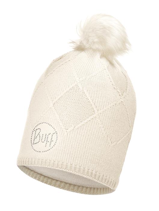 Buff Stella Knitted & Polar Hat
