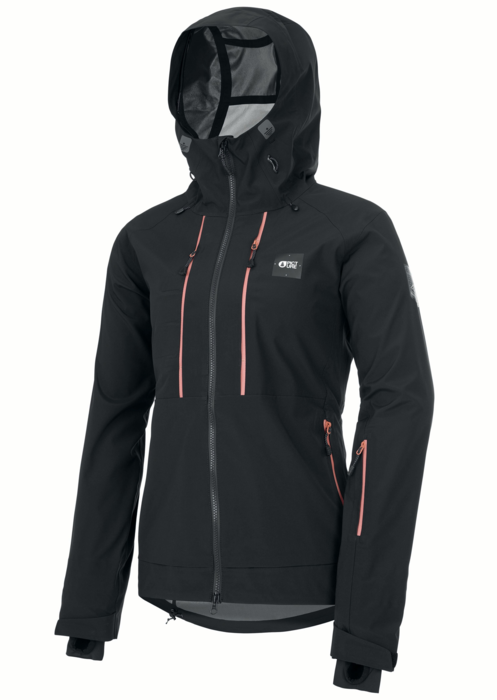 Picture Aeron Wmns Jacket - Black