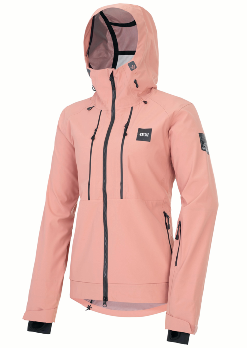 Picture Aeron Wmns Jacket - Misty Pink