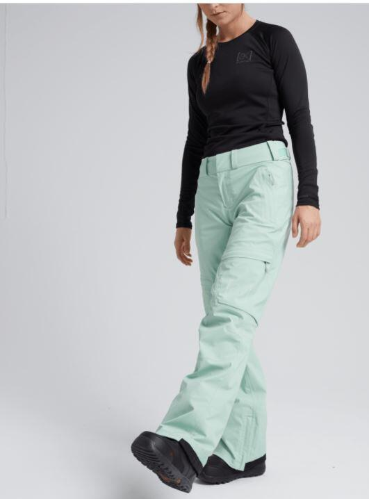 Burton AK Gore Insulated Summit Wmns Pant - Faded Jade