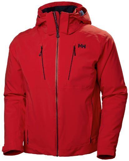 Helly Hansen Alpha 3.0 Jacket - Alert Red