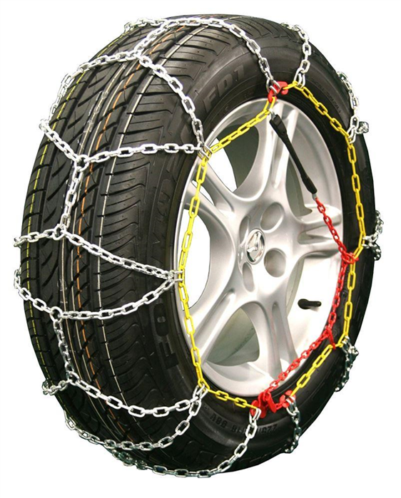 Alpine Star Snow Chain 4x4 - 245