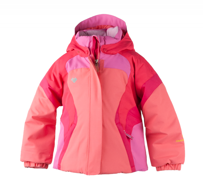 Obermeyer Alta Kids Jacket - Soft Coral