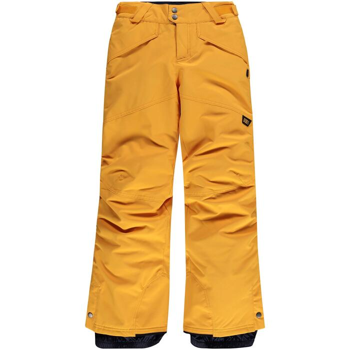 O'Neill Anvil Kids Pant - Old Gold