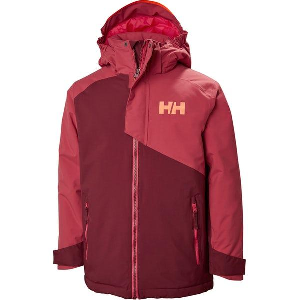 Helly Hansen Cascade Kids Jacket - Cabernet