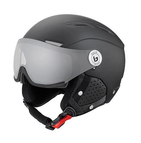 Bolle Backline Visor Premium Helmet - Black/Galaxy