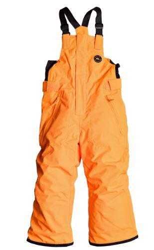 Quiksilver Boogie Kids Pant - Shocking Orange