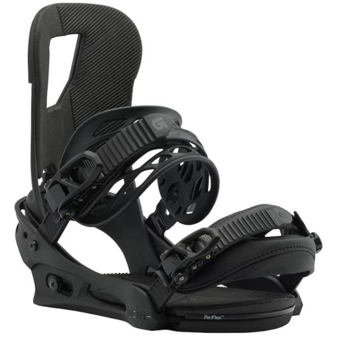 Burton Cartel Snowboard Binding - Black Matte