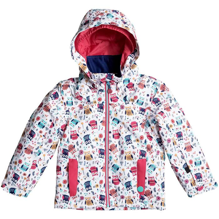 Roxy Mini Jetty Girls Jacket